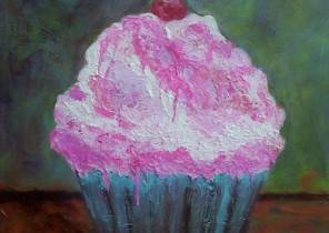 True Love Cupcake